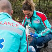 Dutch ambulance