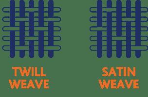 twill-weave-satin-weave